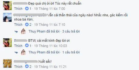 Ngoc Thuy khoe sac, don dau cho Phan Nhu Thao? - Anh 3