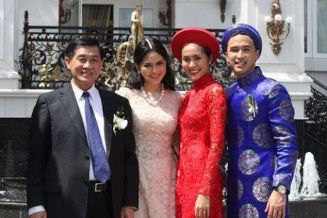 Ong Johnathan Hanh Nguyen xac nhan con dau mang bau lan hai - Anh 3