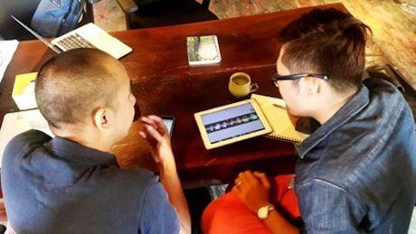 Huan luyen vien binh cac game trong Giai thuong Chim Xanh 2016 - Anh 2