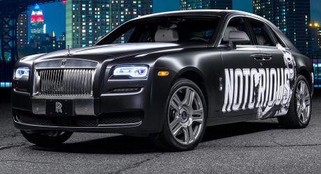 Soi Rolls-Royce Ghost cuc doc cua 'ga dien' Conor McGregor - Anh 1