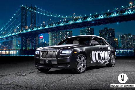 Soi Rolls-Royce Ghost cuc doc cua 'ga dien' Conor McGregor - Anh 3