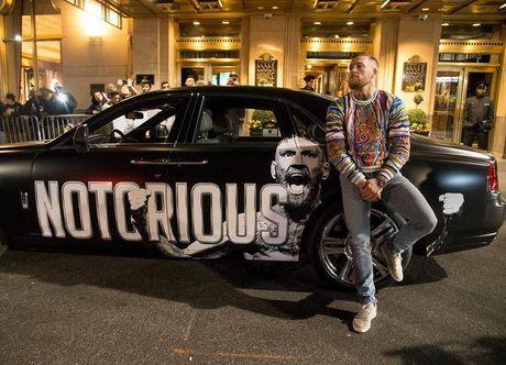 Soi Rolls-Royce Ghost cuc doc cua 'ga dien' Conor McGregor - Anh 4