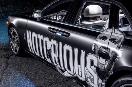 Soi Rolls-Royce Ghost cuc doc cua 'ga dien' Conor McGregor - Anh 5