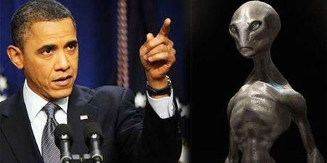 Obama uy quyen cho Hillary Clinton tiet lo su that nguoi ngoai hanh tinh? - Anh 1