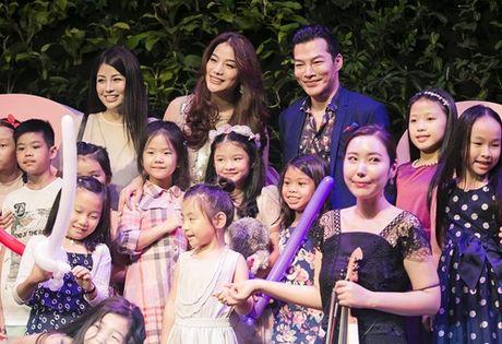 Truong Ngoc Anh cung Tran Bao Son mung sinh nhat con gai - Anh 6