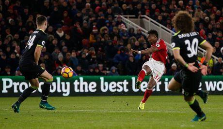 Costa ghi ban thu 10, Chelsea len ngoi dau Ngoai hang Anh - Anh 13