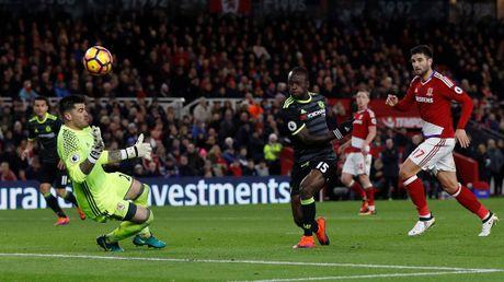 Costa ghi ban thu 10, Chelsea len ngoi dau Ngoai hang Anh - Anh 14