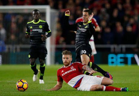 Costa ghi ban thu 10, Chelsea len ngoi dau Ngoai hang Anh - Anh 5