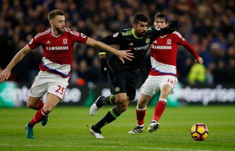 Diego Costa: So 9, so 10 va con quai thu - Anh 2