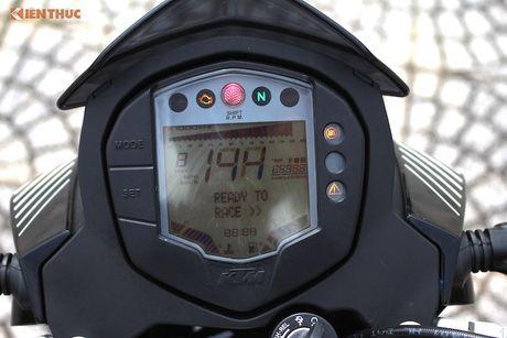 Cam lai 'xe no' KTM Duke 390 gia 155 trieu tai VN - Anh 7