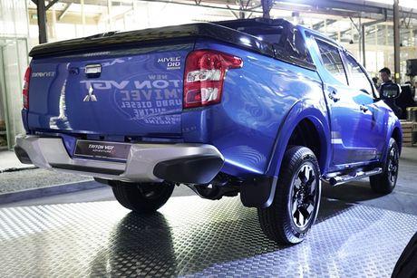 'Soi' Mitsubishi Triton MIVEC gia tu 785 trieu tai Viet Nam - Anh 4
