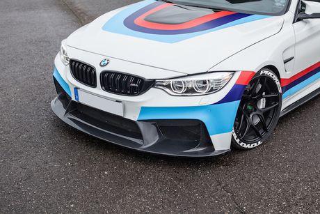 BMW M4 do 'sieu khung' danh cho dan truot tuyet - Anh 3