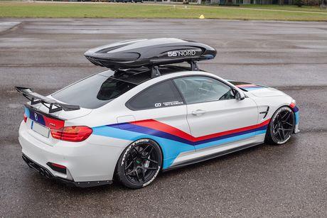 BMW M4 do 'sieu khung' danh cho dan truot tuyet - Anh 6