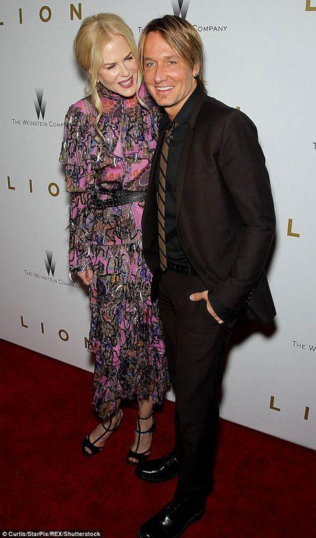 Vo chong Nicole Kidman co nguy co chia tay trong 3 thang nua - Anh 1