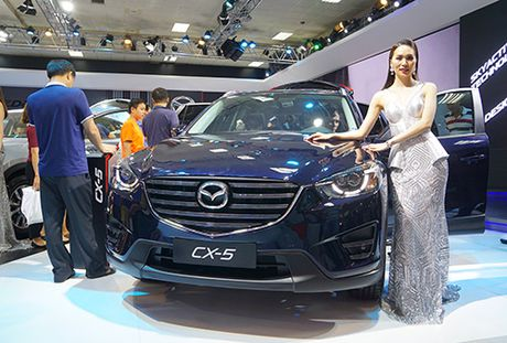CX-5: Mau CUV duoc yeu thich tai Viet Nam - Anh 1