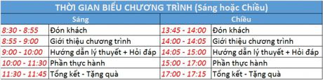 Ford to chuc chuong trinh day lai xe an toan tai Tp. HCM - Anh 2