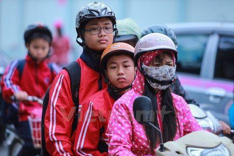 Tu ngay 23-11, cac tinh Bac Bo chuyen ret - Anh 2