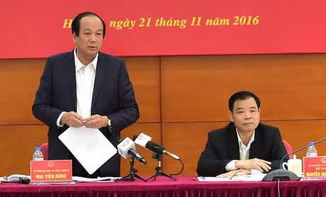 Bo Nong nghiep va PTNT duoc yeu cau giai quyet tinh trang 'no dong the che' - Anh 1