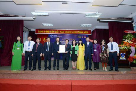 Truong Dai hoc Nguyen Tat Thanh dat chuan quoc te 3 sao - Anh 2