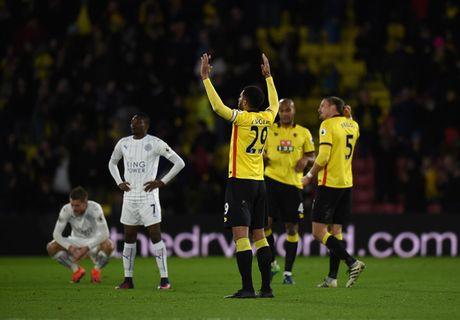 HLV Ranieri khong lo Leicester xuong hang - Anh 1