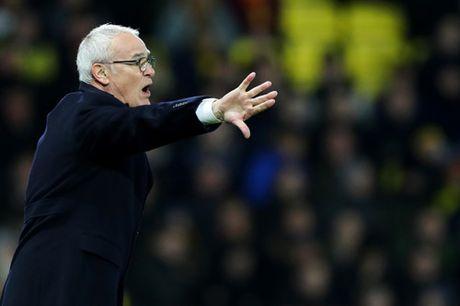 HLV Ranieri khong lo Leicester xuong hang - Anh 2