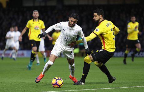 HLV Ranieri khong lo Leicester xuong hang - Anh 3