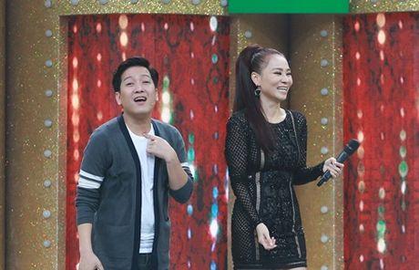 Thu Minh nghi ngo gioi tinh Truong Giang - Anh 3