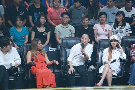 Thu Minh nghi ngo gioi tinh Truong Giang - Anh 4