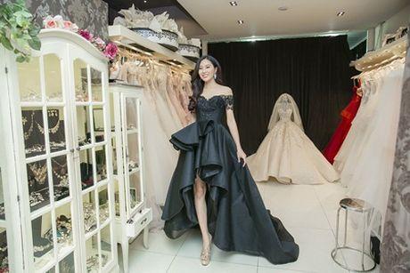 Dieu Ngoc thu trang phuc da hoi du thi Miss World 2016 - Anh 2