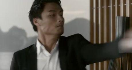Mac Hong Quan lan dau dong phim da tat Angela Phuong Trinh dau dieng - Anh 1