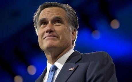 Ong Mitt Romney duoc can nhac giu chuc Ngoai truong My - Anh 1