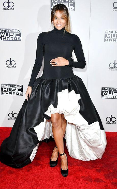 Tham do AMA 2016: Selena Gomez dep long lay trong ngay tro lai - Anh 10