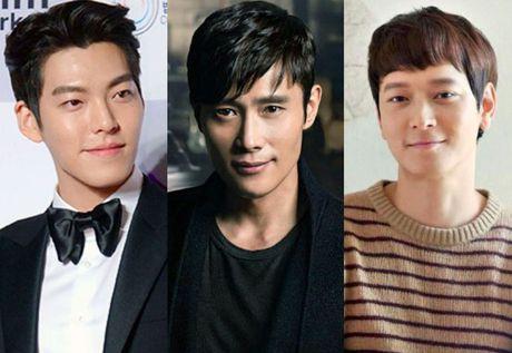 Chua ra mat, phim cua Lee Byung Hun da dat khach - Anh 1