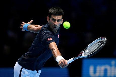 Thang soc Djokovic, Murray lan dau vo dich ATP Finals - Anh 1