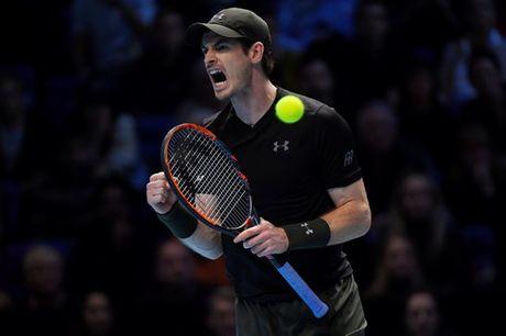 Thang soc Djokovic, Murray lan dau vo dich ATP Finals - Anh 2