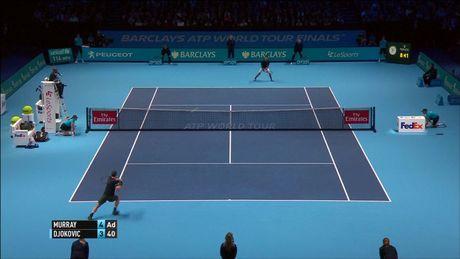 Thang soc Djokovic, Murray lan dau vo dich ATP Finals - Anh 3