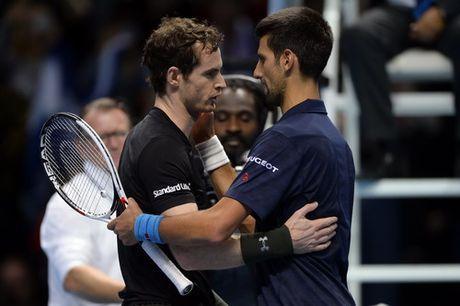 Thang soc Djokovic, Murray lan dau vo dich ATP Finals - Anh 4