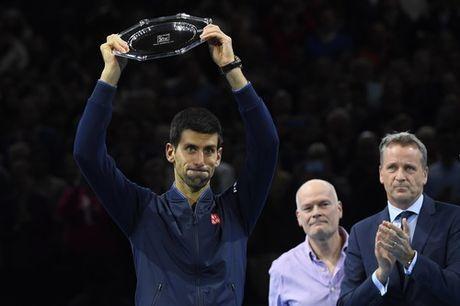 Thang soc Djokovic, Murray lan dau vo dich ATP Finals - Anh 5