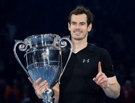 Thang soc Djokovic, Murray lan dau vo dich ATP Finals - Anh 6
