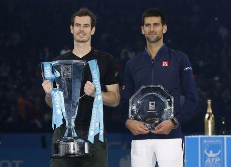 Thang soc Djokovic, Murray lan dau vo dich ATP Finals - Anh 7
