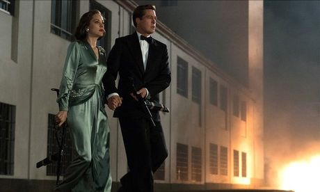 Brad Pitt than thiet Marion tren tham do - Anh 5