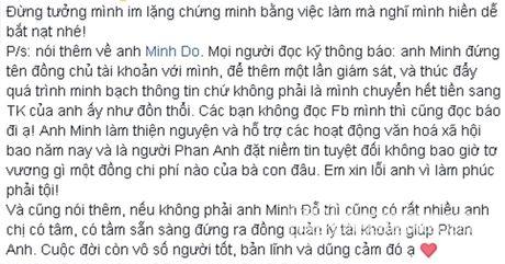 MC Phan Anh buc xuc khi co nguoi nguy tao bang chung ve so tien tu thien - Anh 3