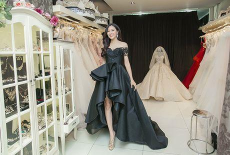 Dieu Ngoc di chon vay da hoi chuan bi thi Miss World - Anh 5