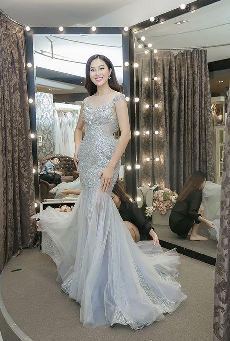Dieu Ngoc di chon vay da hoi chuan bi thi Miss World - Anh 8