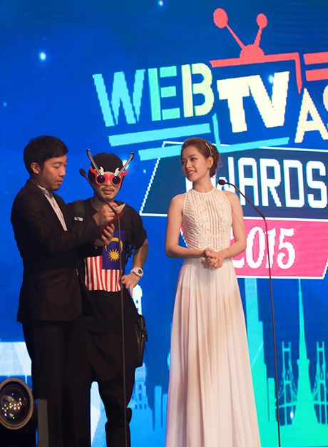 Chi Pu chuan bi quay lai Han Quoc du le trao giai voi SNSD - Anh 2