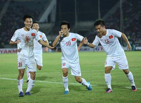 Tin HOT sang 21/11: Bao quoc te noi qua ve thang loi cua DT Viet Nam - Anh 1