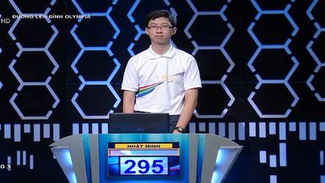 'Cau be google' lot vao chung ket Duong len dinh Olympia nam thu 17 - Anh 1