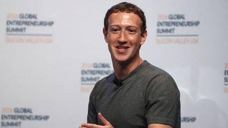 Mark Zuckerberg phac thao cach xu ly nhung tin tuc gia mao - Anh 1