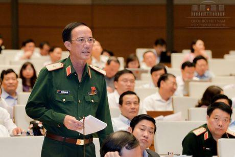 De nghi giu uu dai phu cap cho luc luong canh ve - Anh 1