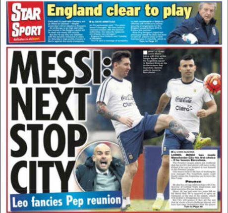 "Messi chi loi dung Man City de ""lam tien"" voi Barca - Anh 1"